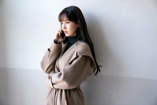 Tạo hình của Seo Hyun trong phim mới.
