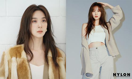 Lee Chung Ah và Seo Hyun thành đôi trong phim mới.