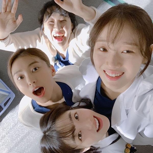 Bốn diễn viên Người thầy y đức 2 - Lee Sung Kyung, Bora, So Joo Yeon và Jung Ji Ahn -