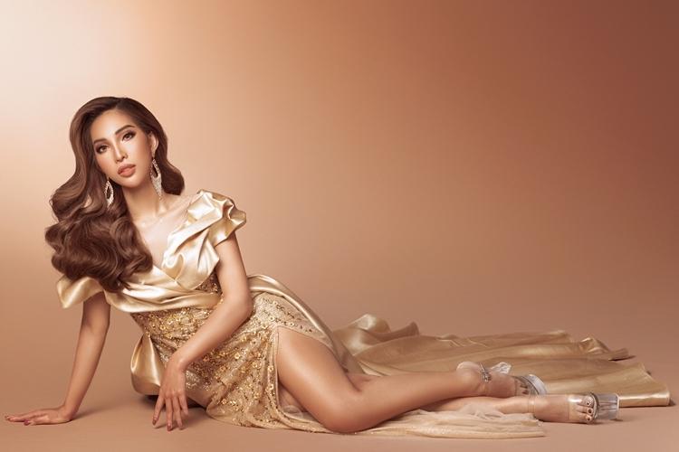 Cô gái gốc Việt đại diện Thụy Điển thi HH Chuyển giới Quốc tế - 2