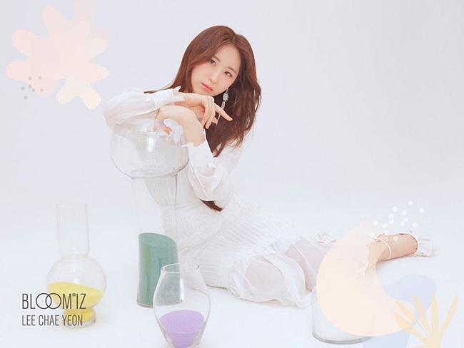 Chae Yeon ngày càng xinh đẹp, là tâm điểm trong những màn biểu diễn của IZONE nhờ khả năng vũ đạo đỉnh.