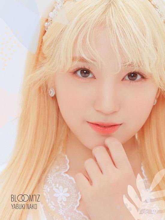 Nako được ví như búp bê với đôi mắt to tròn, mái tóc vàng rực. Mỹ nhân Nhật ngày càng xinh đẹp sau khi chuyển sang cách make up chuẩn Hàn Quốc.
