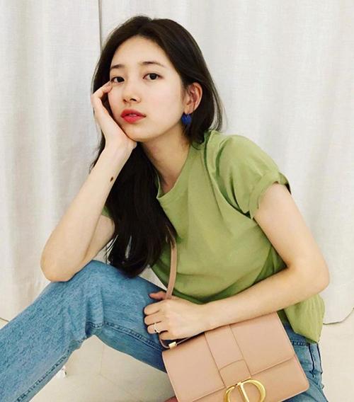 Sắc màu ngọt ngào và mới mẻ này đang được rất nhiều ngôi sao lăng xê, trong đó có các idol Hàn như Jennie, Suzy...
