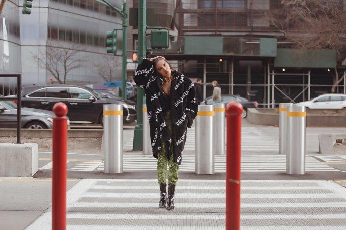 <p> Siêu mẫu sẽ tham dự show diễn của thương hiệu Rebecca Minkoff.</p>