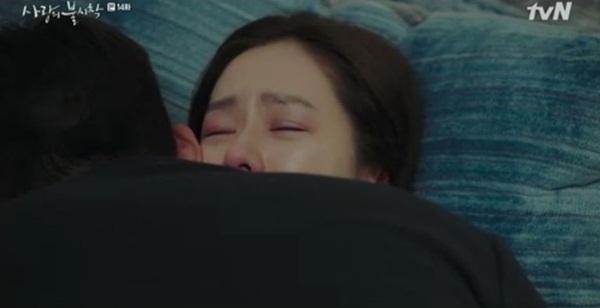 Cặp đôi hội ngộ trong nước mắt khi Se Ri tỉnh lại nhưng vui mừng chưa được bao lâu thì lại phải đối mặt với chia ly.