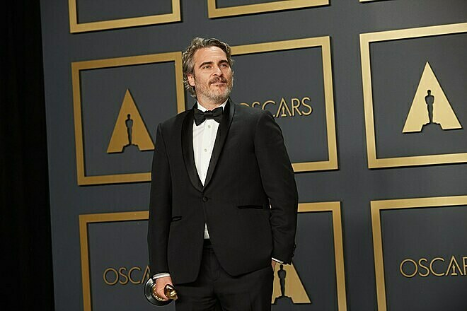 Joaquin Phoenix. Ảnh: The Academy.