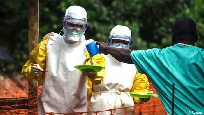 Dịch Ebola khiến 8 người Nigeria tử vong, trong đó có một bác sĩ. Ảnh: Reuters.
