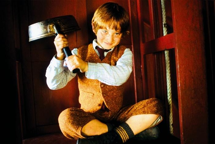 Raphael Coleman trong phim Nanny McPhee.