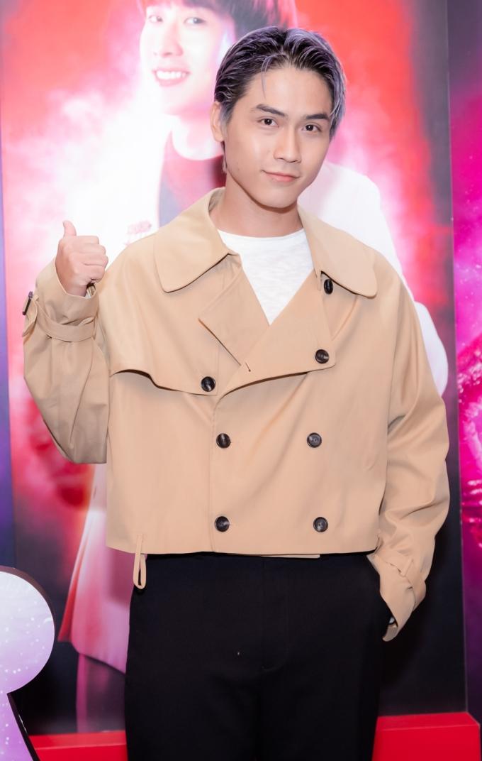 <p> Nam diễn viên trẻ Võ Điền Gia Huy.</p>