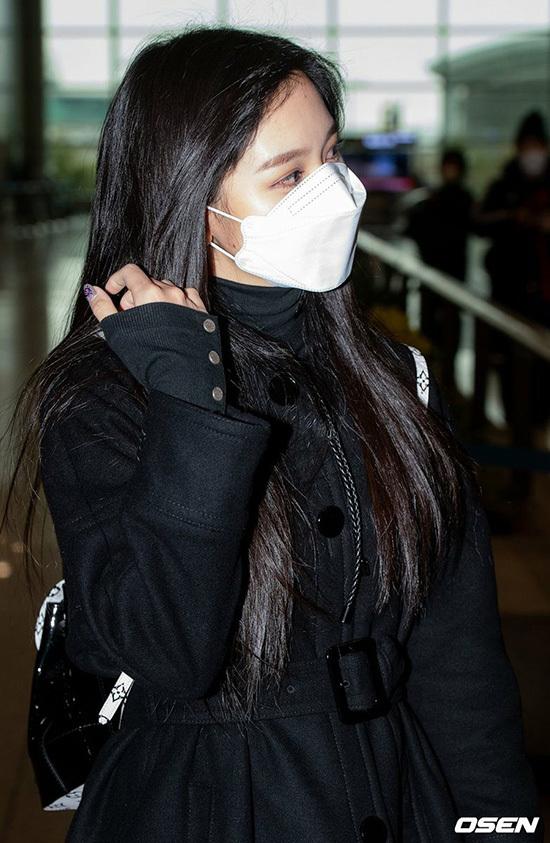 Sự xuất hiện của Mina khiến fan hào hứng. Nữ idol đang dần quay trở lại các hoạt động của Twice sau quãng thời gian nghỉ bệnh.