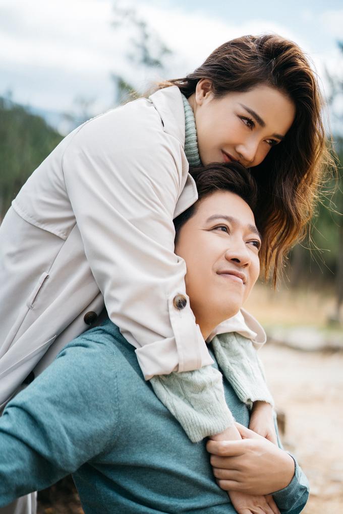 <p> Với họ, tình yêu quan trọng nhất là sự chân thành và tin tưởng.</p>