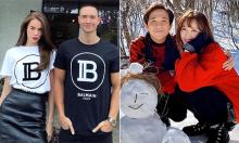 4 cặp sao Việt chăm diện đồ đôi nên 'ngày nào cũng là Valentine'