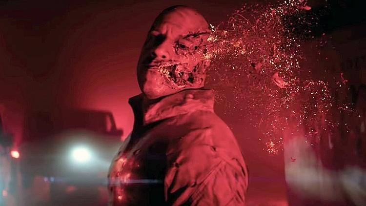 Nhân vật Bloodshot do Vin Diesel đóng cónăng lực phục hồi bá đạo.
