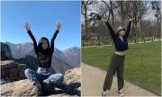 Hai mỹ nhân Red Velvet được khen body không mỡ thừa
