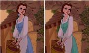 'Fan cứng' của công chúa Disney mới nhớ được màu sắc chiếc váy