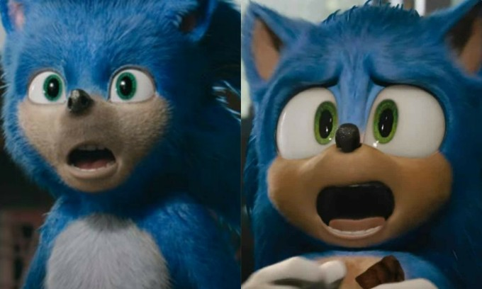 Sửa lại phim sau khi bị ném đá, ''Sonic the Hedgehog'' lập kỷ lục