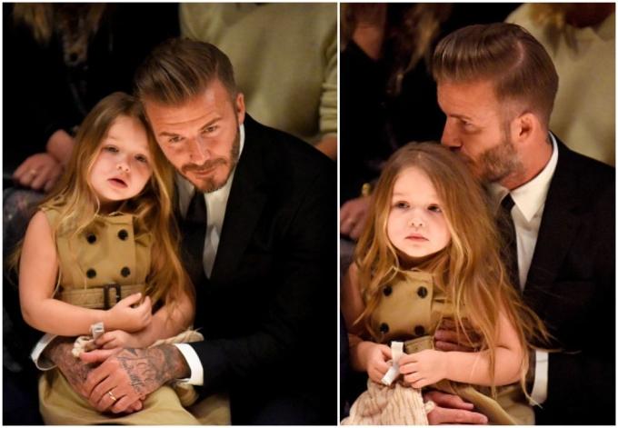<p> Những khoảnh khắc tình cảm của bố và con gái.</p>