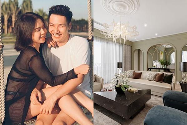 Sở hữu căn hộ 7 tỷ đồng giữa trung tâm Thủ đô nhưng dịp Valentine năm 2019, Mạnh Trườngvẫn quyết định chơi lớn. Anh mua tặng bà xã căn hộ cao cấp thứ hai có giá hàng tỷ đồng.