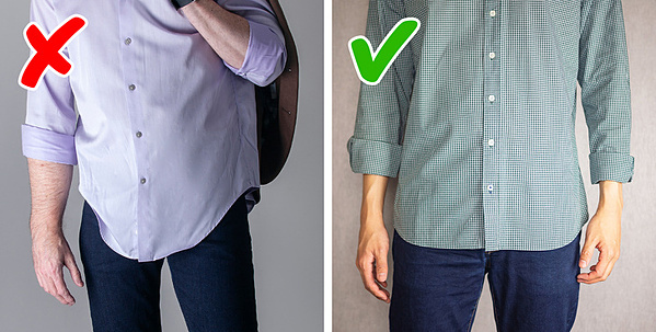 Quy tắc lựa chọn trang phục cho con trai (1) - 5