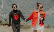 Trịnh Thăng Bình ngọt ngào bên bạn gái cũ