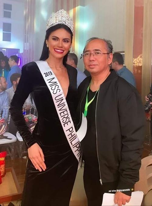 Miss Universe Philippines 2019 Gazini Ganados