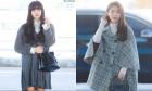 Lisa - IU gây tranh cãi vì style ở sân bay