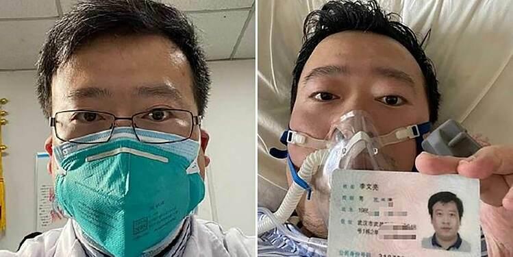 Gia đình bác sĩ chết vì nCoV được nhận 5.000 tệ tiền cảm thông