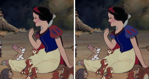 Fan cứng của công chúa Disney mới nhớ được màu sắc chiếc váy (2)