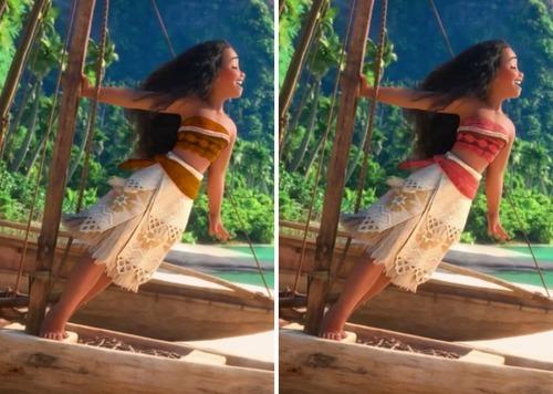 Fan cứng của công chúa Disney mới nhớ được màu sắc chiếc váy (2) - 1