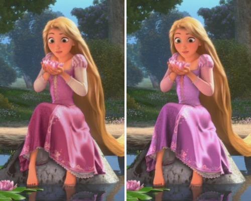 Fan cứng của công chúa Disney mới nhớ được màu sắc chiếc váy (2) - 2