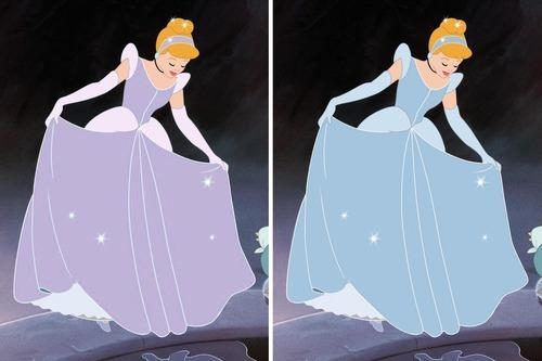 Fan cứng của công chúa Disney mới nhớ được màu sắc chiếc váy (2) - 4