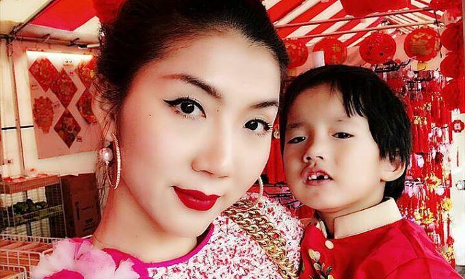 Ngọc Quyên sau 2 năm ly hôn chồng Việt kiều