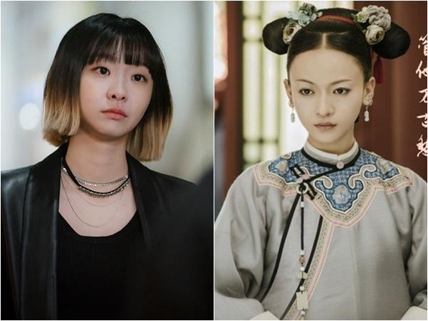 Cô nàng có hình tượng giống Ngụy Anh Lạc.