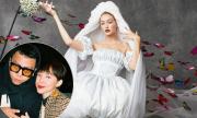 Chiếc váy cưới độc đáo trong mơ của Tóc Tiên