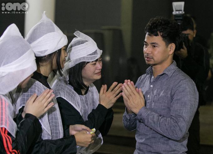 <p> Nghệ sĩ Xuân Bắc.</p> <p> </p>