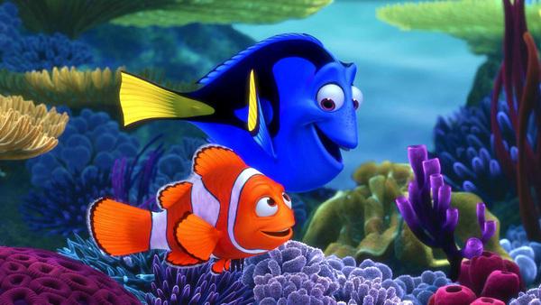 Câu chuyện cảm động về cha con chú cá hề bắt nguồn từ ý tưởng không giống ai.