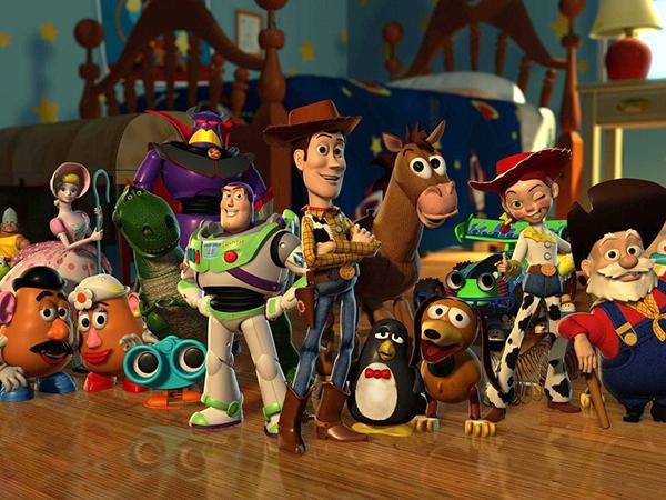 Hơn hai thập kỷ với 4 phần phim, giá trị của Toy Story trường tồn cùng thương hiệu của hãng.