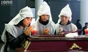 4 đứa con thơ và những dự định dở dang của nghệ sĩ Vũ Mạnh Dũng