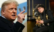 Donald Trump cáu vì Oscar trao giải cho 'Parasite'