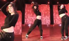 Irene quyến rũ nhảy cover 'Naughty Girl'