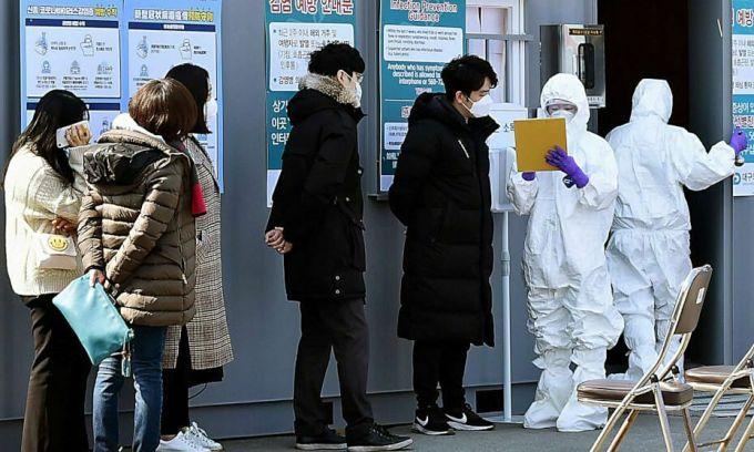 Thêm 2 người Hàn Quốc tử vong vì nCoV