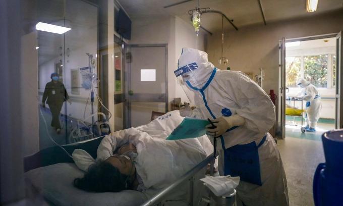 Phó khoa hô hấp bệnh viện ở Hồ Bắc qua đời vì nCoV