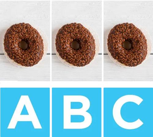 7 thử thách bánh doughnut khiến bạn nhức mắt - 1