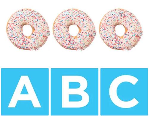 7 thử thách bánh doughnut khiến bạn nhức mắt - 5