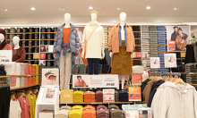 Uniqlo khai trương cửa hàng đầu tiên ở Hà Nội ngày 6/3