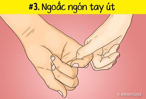 Phơi bày mối quan hệ qua cách nắm tay - 2