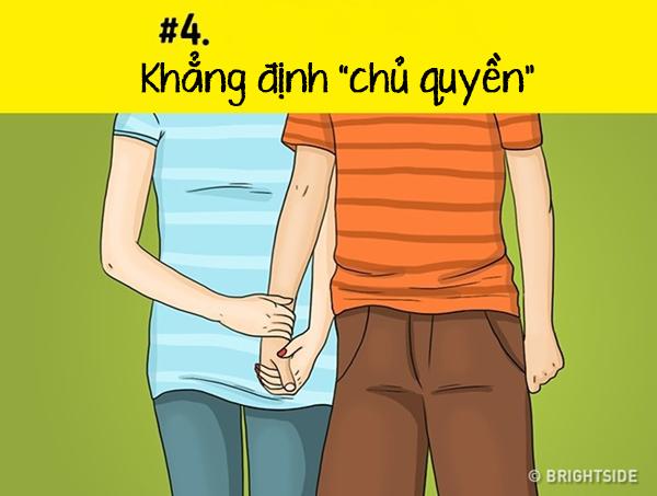Phơi bày mối quan hệ qua cách nắm tay - 3