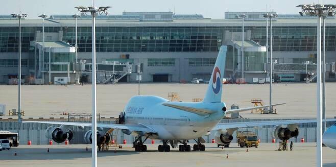 Sân bay quốc tế Incheon. Ảnh: JoongAng Ilbo.