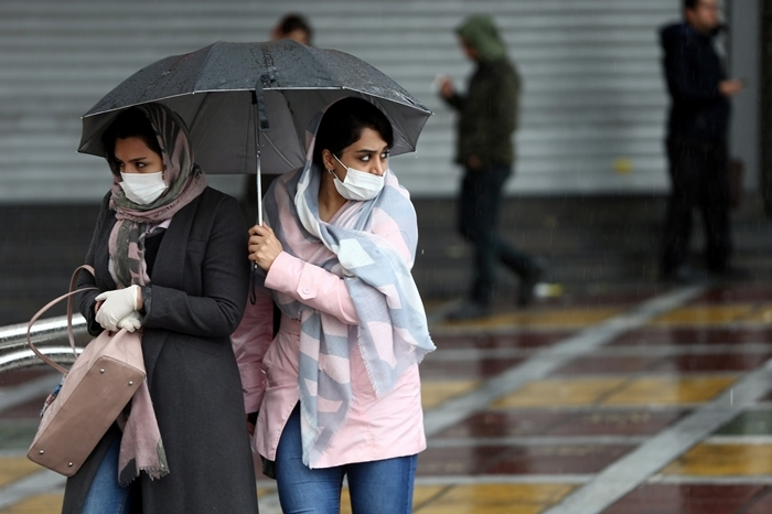 Iran đang là ổ dịch lớn ở Trung Đông. Ảnh: Reuters.