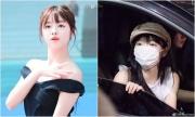 2 idol Hàn gây sốt vì 'mặt quá nhỏ để đeo khẩu trang'